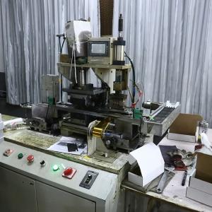 拉丝卡生产设备