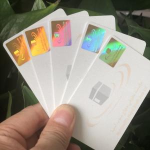 镭射防伪卡PVC卡证卡打印卡